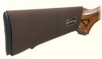 Beartooth Stockguard for Rifles in Smoothskin Neoprene in BROWN or BLACK